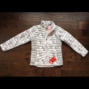 Norhtface Girls Thermoball FZ Jacket